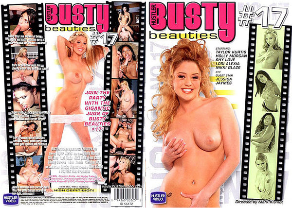 Busty Beauties 17 - Hustler Adult DVD (Free Shipping)