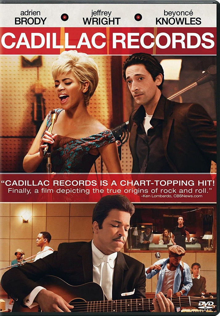 Cadillac Records DVD (Free Shipping)