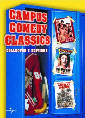Campus Comedy Classiscs DVD (3-Disc Collector's Edition) (Free Shipping)