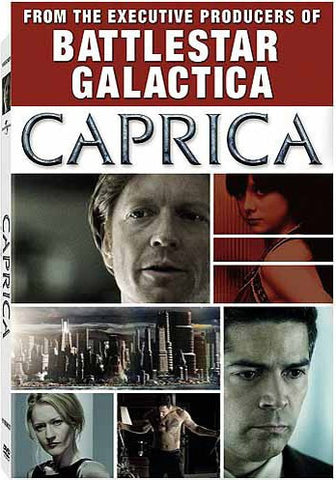 Caprica DVD (Free Shipping)