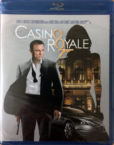 Casino Royale Blu-Ray (Free Shipping)