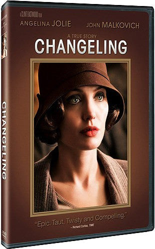 Changeling DVD (Free Shipping)