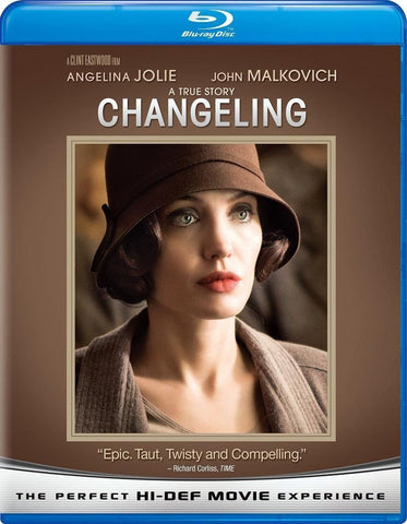 Changeling Blu-Ray (Free Shipping)