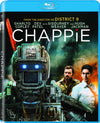 Chappie Blu-ray + UltraViolet (Free Shipping)