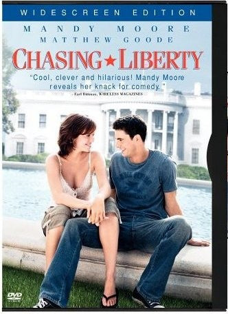 Chasing Liberty DVD (Widescreen) (Free Shipping)