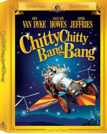 Chitty Chitty Bang Bang DVD (2-Disc Special Edition) (Free Shipping)