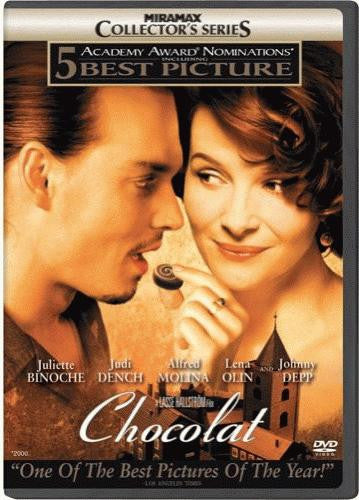 Chocolat DVD (Miramax Collector's Edition) (Free Shipping)