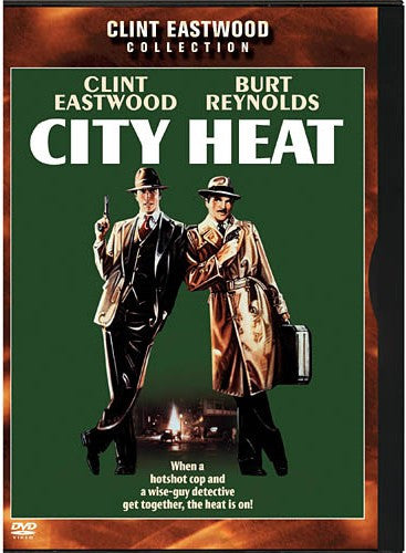 City Heat DVD (Clint Eastwood Collection) (Free Shipping)