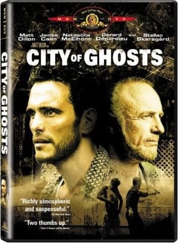 City Of Ghosts DVD (Free Shipping)