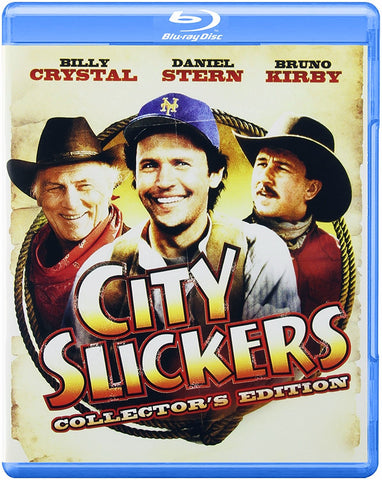 City Slickers - Collector's Edition Blu-Ray (Free Shipping)