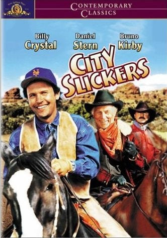 City Slickers DVD (Free Shipping)