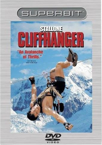 Cliffhanger DVD (Superbit) (Free Shipping)