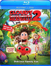 Cloudy With A Chance Of Meatballs 2 Blu-ray + DVD + UltraViolet (2-Disc Set) (Free Shipping)