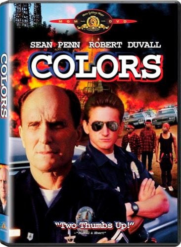 Colors DVD (Free Shipping)
