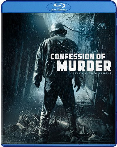 Confession Of Murder Blu-Ray (Free Shipping)