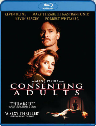 Consenting Adults Blu-Ray (Free Shipping)
