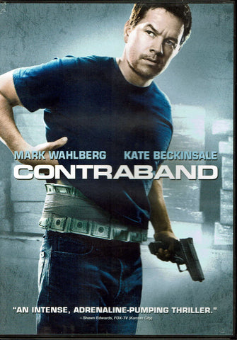 Contraband DVD (Free Shipping)