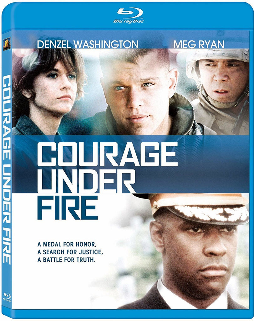 Courage Under Fire Blu-Ray (Free Shipping)