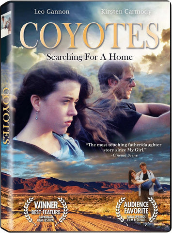 Coyotes DVD (Free Shipping)