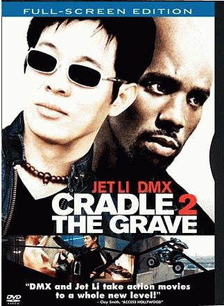 Cradle 2 The Grave DVD (Fullscreen) (Free Shipping)