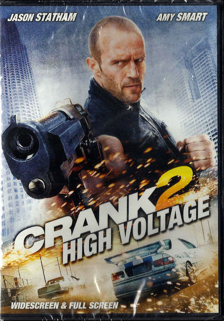 Crank 2 - High Voltage DVD (Free Shipping)