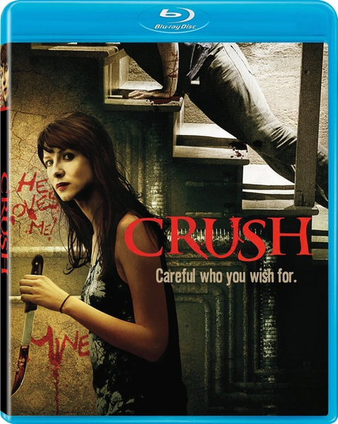 Crush Blu-Ray (Free Shipping)
