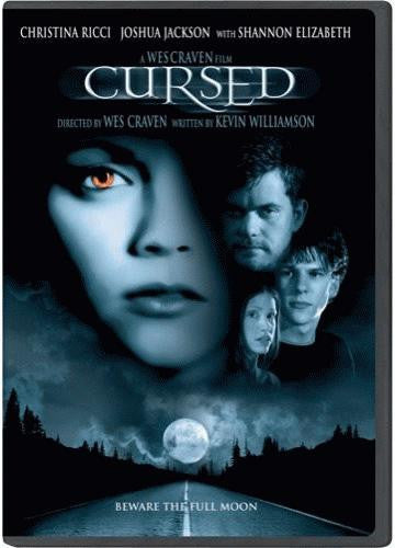 Cursed DVD (PG13) (Free Shipping)