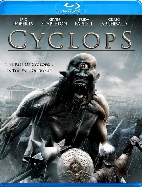 Cyclops Blu-Ray DVD (Free Shipping)