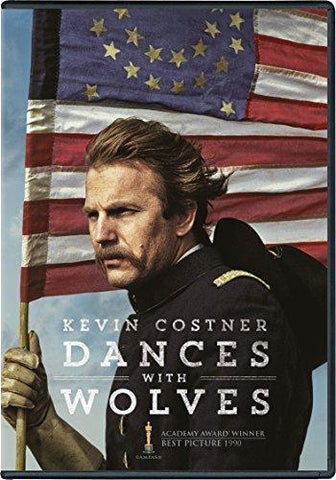 Dances With Wolves DVD (Celebrating 25 Years Edition) (Free Shipping)
