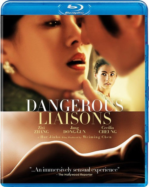 Dangerous Liaisons Blu-Ray (Free Shipping)