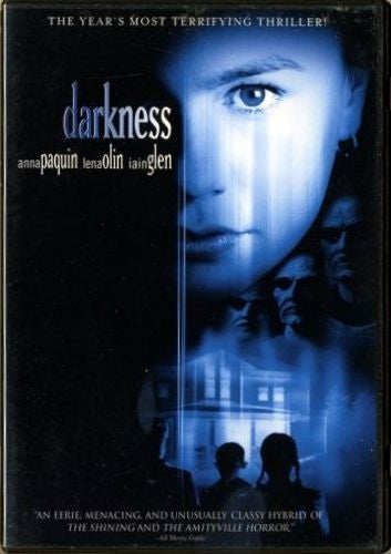 Darkness DVD (Free Shipping)