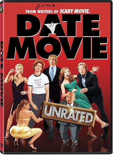 Date Movie DVD (Unrated Edition) (Free Shipping)