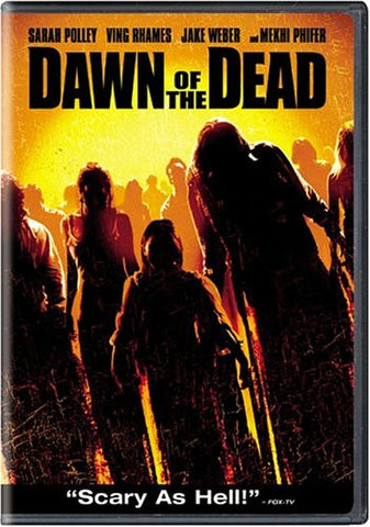Dawn Of The Dead DVD (Widescreen) (Free Shipping)