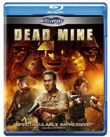 Dead Mine Blu-Ray (Free Shipping)