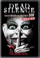 Dead Silence DVD (Unrated) (Free Shipping)