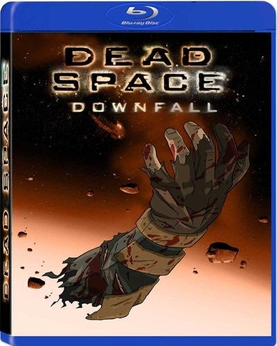 Dead Space - Downfall Blu-Ray DVD (Free Shipping)