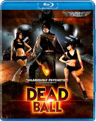 Deadball Blu-Ray (Free Shipping)