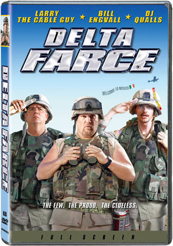 Delta Farce DVD (Fullscreen) (Free Shipping)