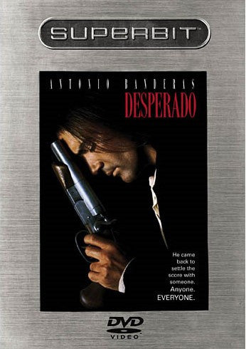 Desperado DVD (Superbit) (Free Shipping)