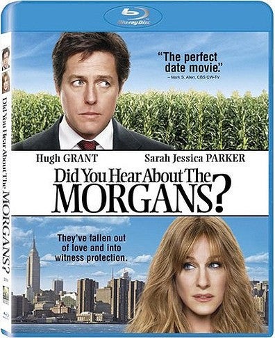 Did You Hear About The Morgans ? Blu-Ray Free Shipping)