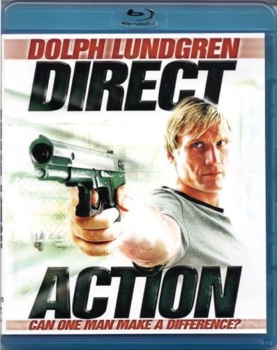 Direct Action Blu-Ray (Free Shipping)