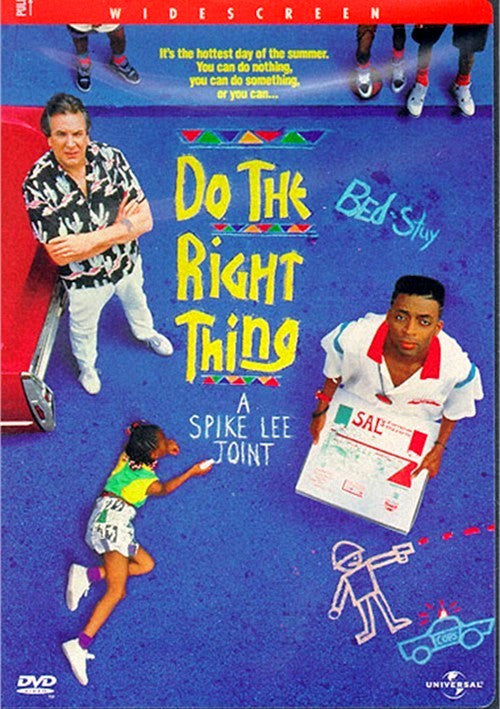Do The Right Thing DVD (Free Shipping)