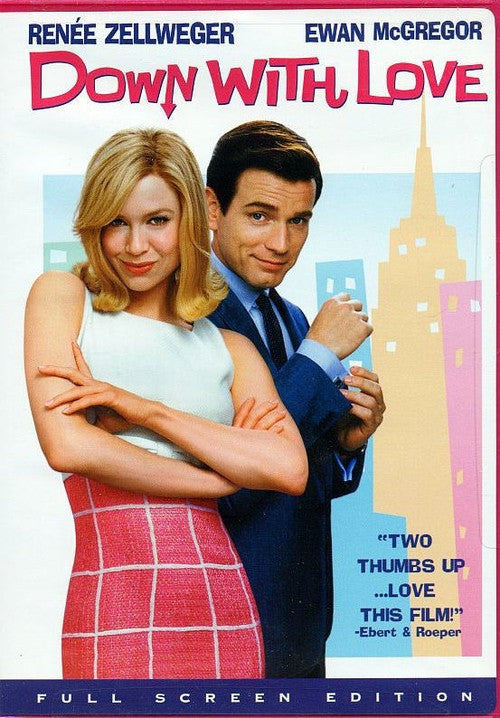 Down With Love DVD (Fullscreen) (Free Shipping)