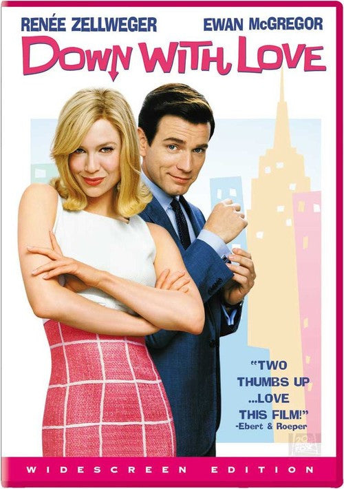 Down With Love DVD (Widescreen) (Free Shipping)