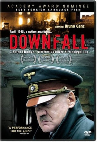 Downfall DVD (Free Shipping)