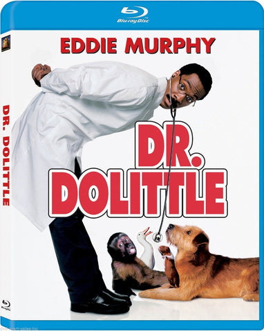 Dr. Dolittle Blu-Ray (Free Shipping)
