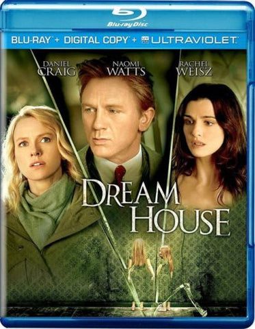 Dream House Blu-Ray + Digital Copy + Ultraviolet (2-Disc Set) (Free Shipping)