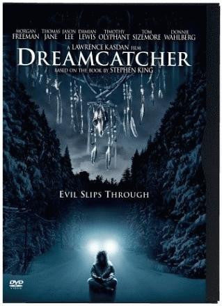 Dreamcatcher DVD (Widescreen) (Free Shipping)