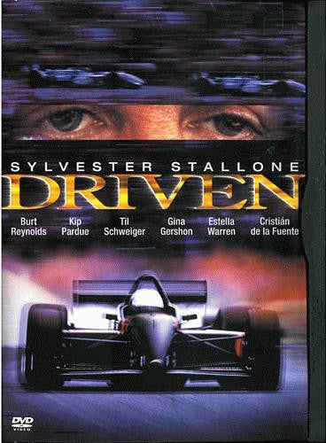 Driven DVD (Free Shipping)