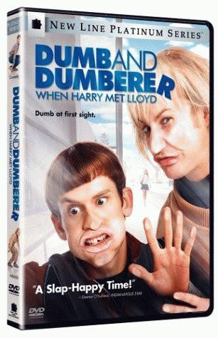 Dumb And Dumberer: When Harry Met Lloyd DVD (Free Shipping)